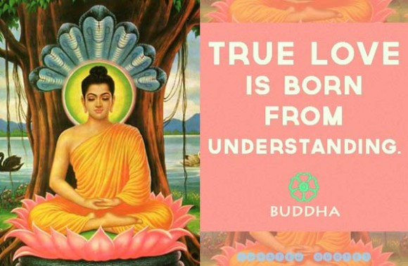 buddha love quote