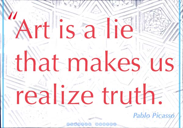 Art-Is-A-Lie-Quote