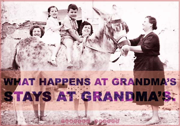 A Grandmother Quote