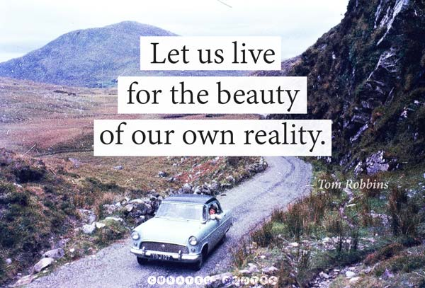 Our Own Reality