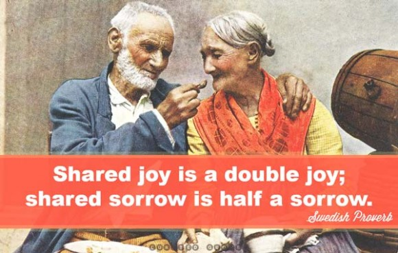 Shared Joy And Sorrow