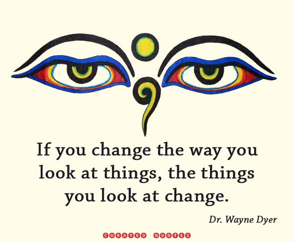 Change The Way You Look